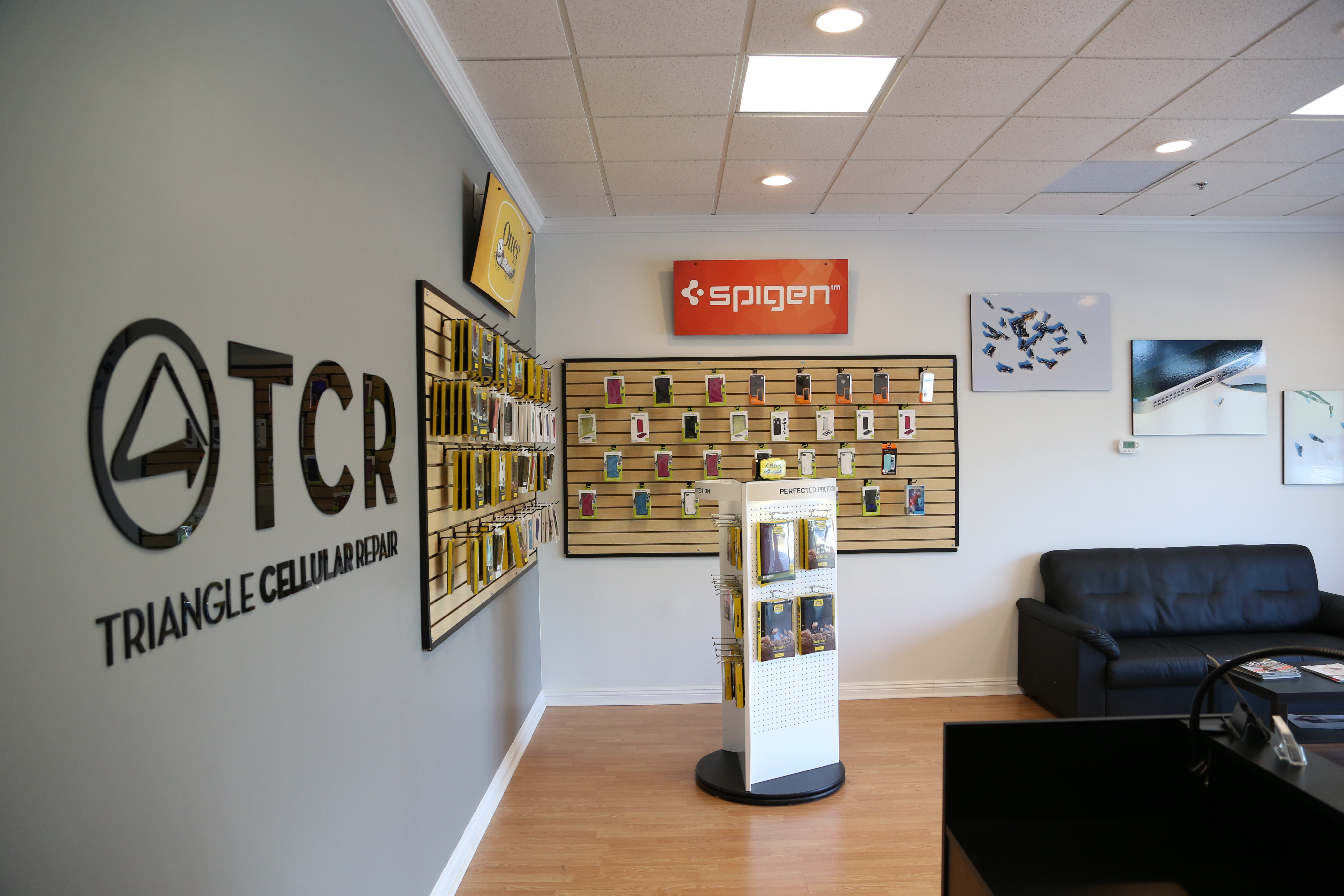 North Raleigh Cell Phone Repair