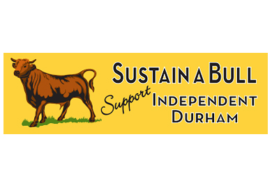 sustain a bull support durham