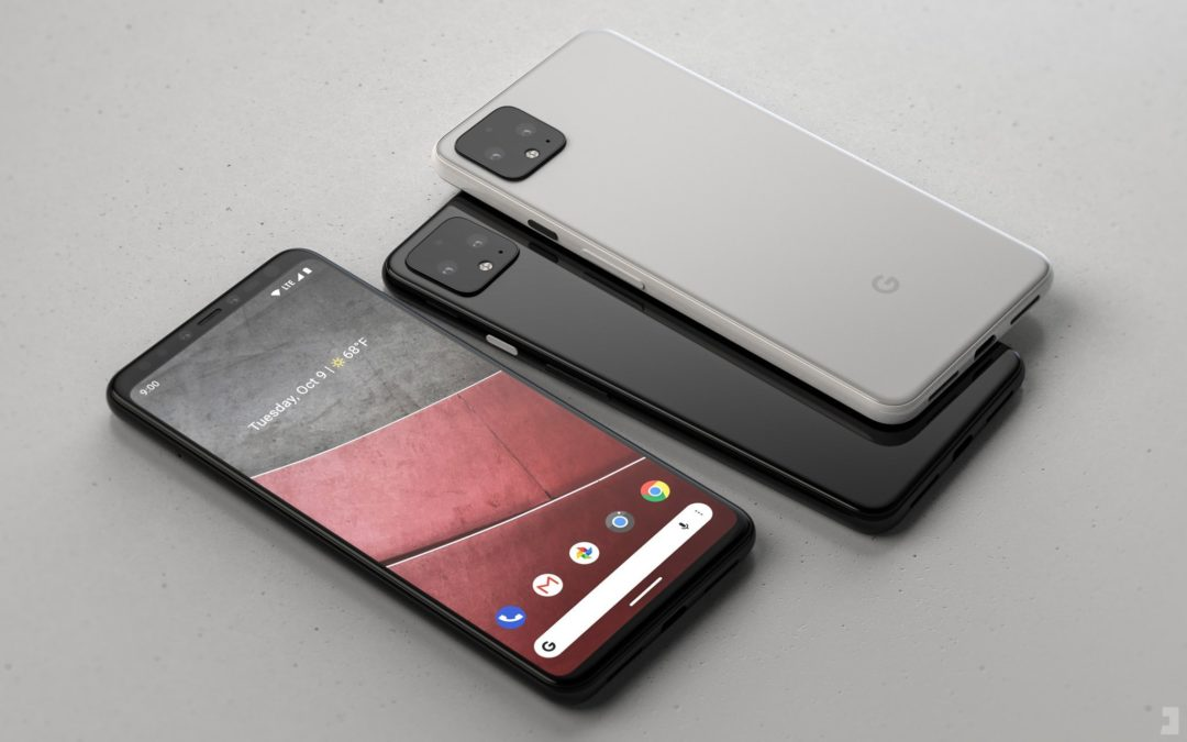 What We Know About the Google Pixel 4
