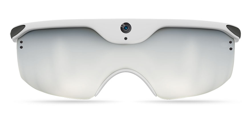 Apple's Augmented Reality Glasses