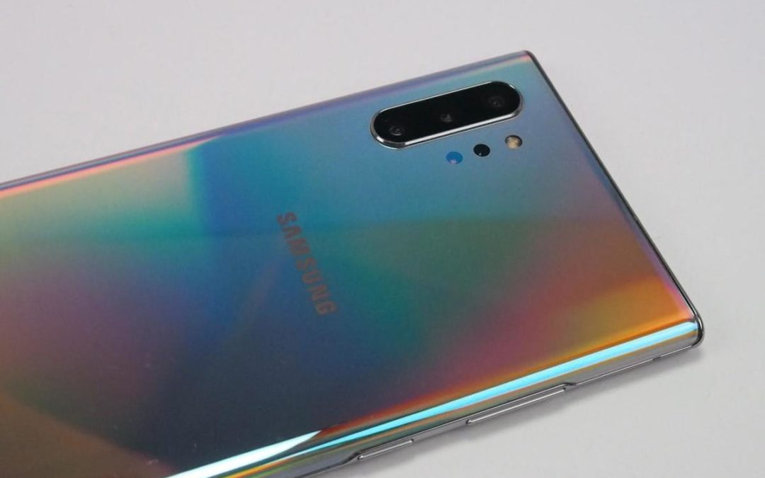 What New Changes Were Made to the Galaxy Note 10?